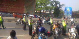 Operasi Zebra di Kabupaten Bekasi, 4.000 Pengendara Ditilang Polisi